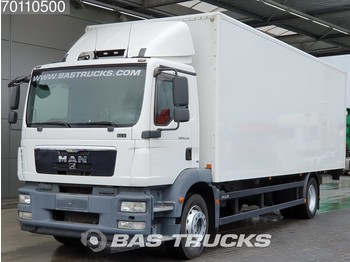 MAN TGM 18.340 4X2 Ladebordwand Euro 5 - box truck