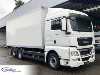 MAN TGX 26.440, 116500 km! Manuel, Driving school - box truck