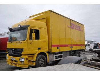 MERCEDES-BENZ 2548 L 6X2 - box truck