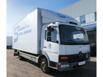 Box truck MERCEDES-BENZ 815 Atego