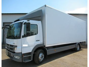 Box truck MERCEDES-BENZ ATEGO 1212