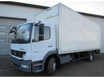 Box truck MERCEDES-BENZ ATEGO 1218: picture 1