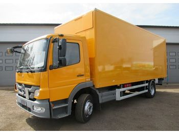 Box truck MERCEDES-BENZ ATEGO 1218