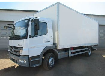 MERCEDES-BENZ ATEGO 1218 - box truck
