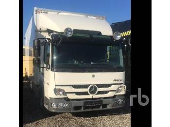 MERCEDES-BENZ ATEGO 818 - box truck