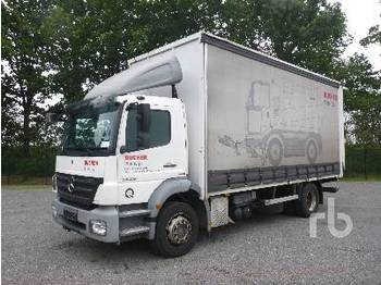 Box truck MERCEDES-BENZ AXOR1829L
