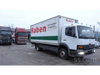 Box truck MERCEDES-BENZ Atego1223