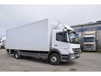 Box truck MERCEDES-BENZ Atego 1222