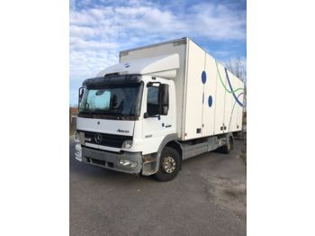 Box truck MERCEDES-BENZ Atego 1523