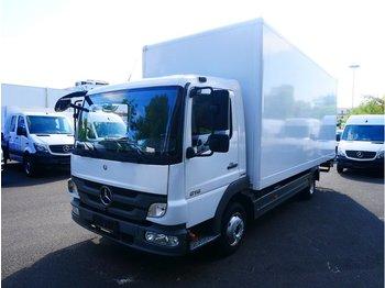 Box truck MERCEDES-BENZ Atego 816 Koffer mit Ladebordwand