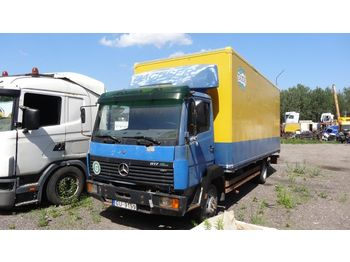 MERCEDES-BENZ MB 817 - box truck