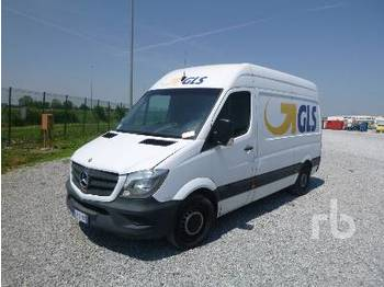 MERCEDES-BENZ SPRINTER 313CDI F37/33 High Roof Cargo - box truck