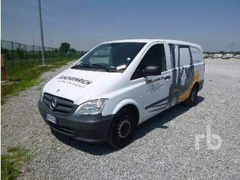 MERCEDES-BENZ VITO 113CDI Long Cargo - box truck