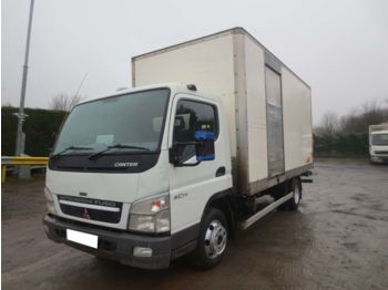 MITSUBISHI CANTER FUSO 6.5TON BOX LORRY C/W TAIL LIFt #175 - box truck