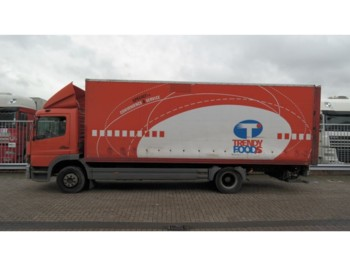 Box truck Mercedes-Benz 1217 manual gearbox