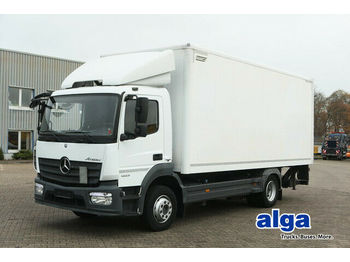 Mercedes-Benz 1223 L Atego 4x2, 6.100mm lang, LBW 2.0to.  - box truck