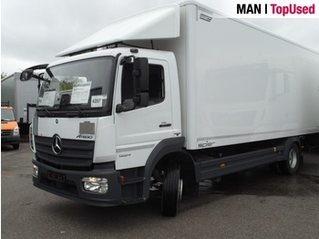 Mercedes-Benz 1224L - box truck