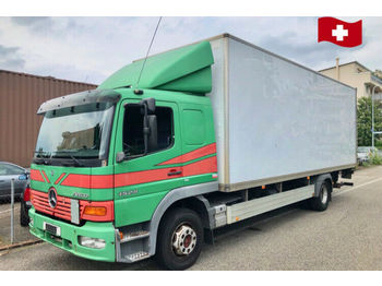 Box truck Mercedes-Benz 1528