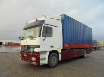 Box truck Mercedes-Benz 1840 LS