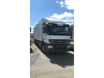 Box truck Mercedes-Benz ACTROS 2536 - SOON EXPECTED - 6X2 STEERING AXLE
