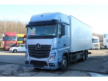 Mercedes-Benz ACTROS 2551 L,EURO6, PARKING CAMERA,6X2,CARRIER  - box truck