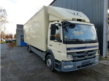 Box truck Mercedes-Benz ATEGO 1218 345000 km