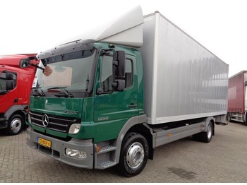 Mercedes-Benz ATEGO 1222 + Euro 5 + Dhollandia Lift - box truck