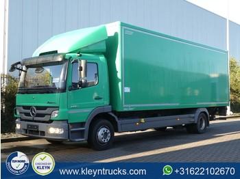 Box truck Mercedes-Benz ATEGO 1224