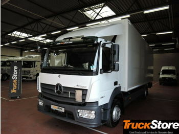 Mercedes-Benz ATEGO 1224 L Classic-Fhs S-Fhs  - box truck