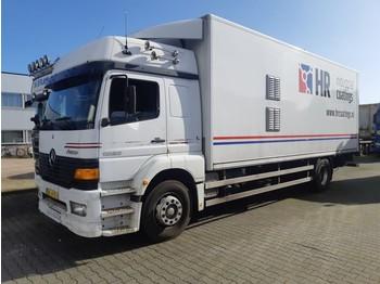 Box truck Mercedes-Benz ATEGO 1828 Euro 2