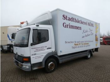 Box truck Mercedes Benz ATEGO 815