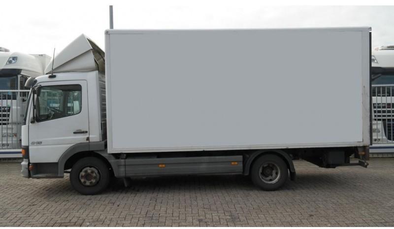 mercedes benz atego 815 closed box manual gearbox box truck from rh truck1 eu Atego Transmission Clutch Artisan Atego