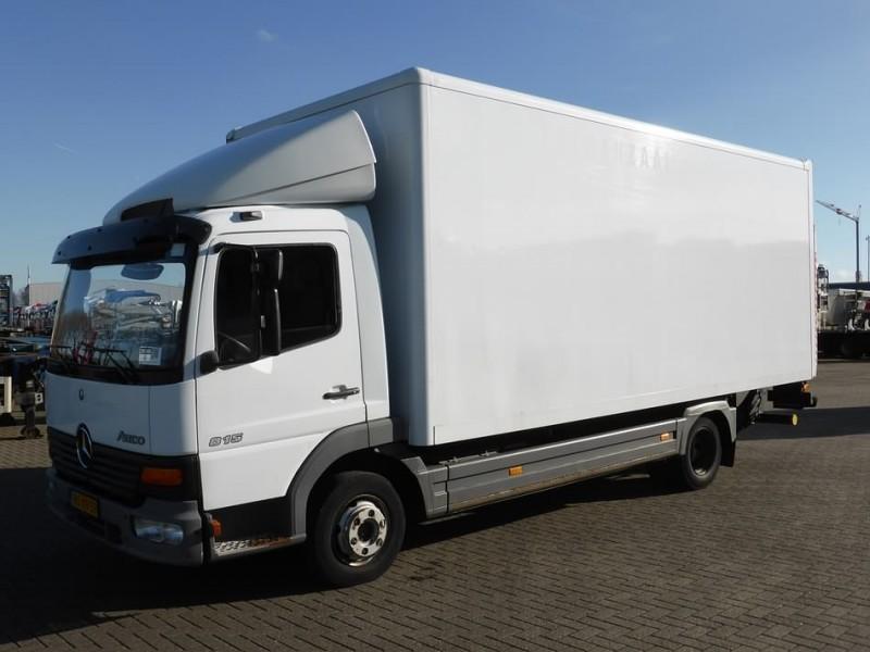 mercedes benz atego 815 manual box truck from netherlands for sale rh truck1 eu Turbo.AZ Mercedes Atego Artisan Atego