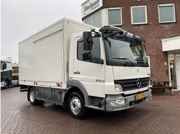 Mercedes-Benz ATEGO 816 SERVICETRUCK ONLY 187.000KM TOP CONDITION EURO5 !!!! - box truck