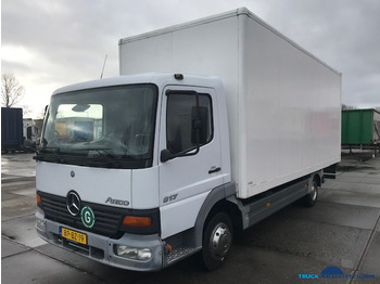 Box truck Mercedes-Benz ATEGO 817