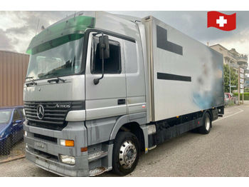 Mercedes-Benz Actros 1840  - box truck