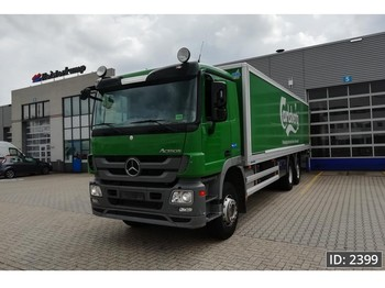 Mercedes-Benz Actros 2532 Day Cab, Euro 5 - box truck