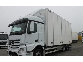 Mercedes-Benz Actros 2551  - box truck