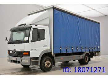 Box truck Mercedes-Benz Atego 1217