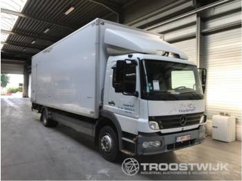 Mercedes-Benz Atego 1218 - box truck
