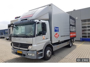 Mercedes-Benz Atego 1218 Day Cab, Euro 5, NL TRUCK - box truck