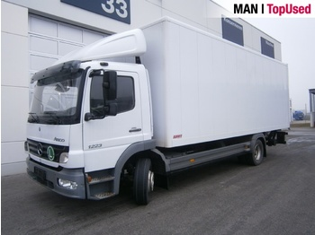 Mercedes-Benz Atego 1223   Koffer mit Ladebordwand - box truck