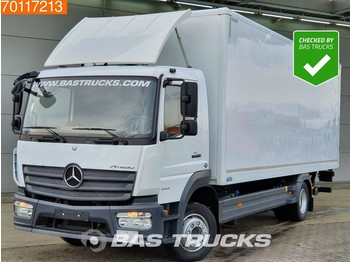 Box truck Mercedes-Benz Atego 1223 L 4X2 Ladebordwand Manual Euro 6