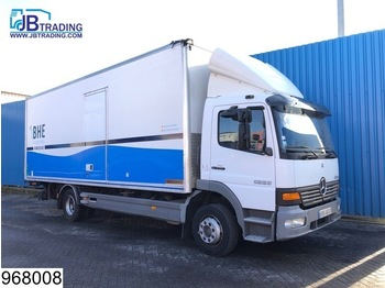 Mercedes-Benz Atego 1223 Manual, Steel suspension, Airco - box truck