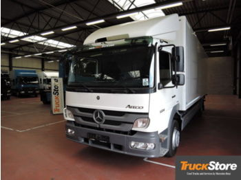 Box truck Mercedes-Benz Atego 1224: picture 1