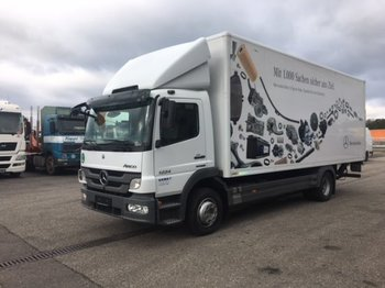Mercedes-Benz Atego 1224 Koffer, Manual, EEV, LBW - box truck