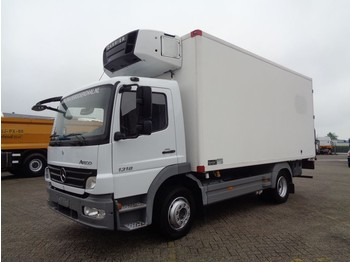 Mercedes-Benz Atego 1318 + Manual + Carrier Supra 750Mt - box truck