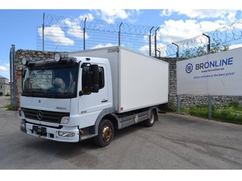 Box truck Mercedes-Benz Atego 815