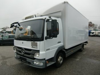 Mercedes-Benz Atego 816L  Ladebordwand - box truck