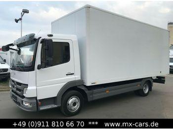 Box truck Mercedes-Benz Atego 816 Möbel Koffer 6,04 m. lang Treppe EURO5